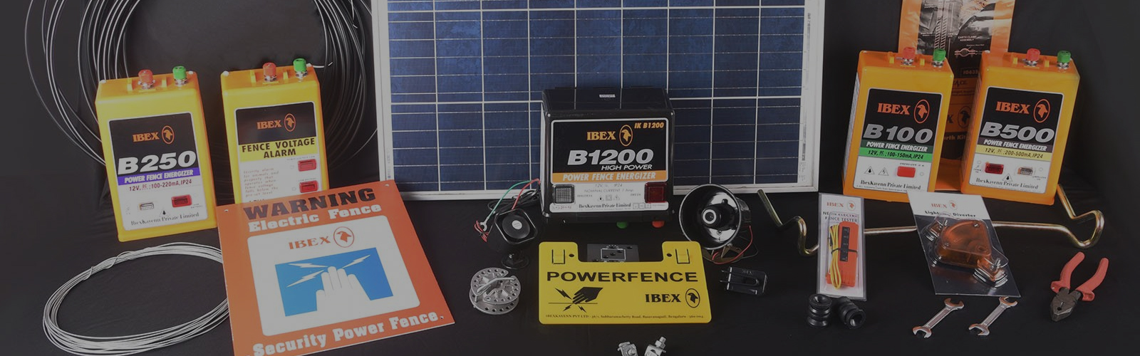 Buy Fence and Solar Accessories and Insulator And Energizer